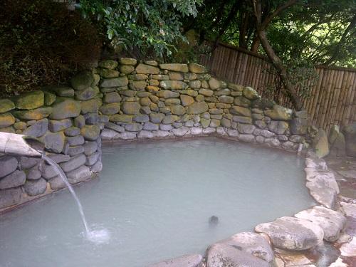 温泉の季節