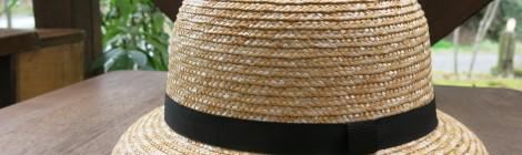 New arrival - CLASKA 麦わら帽子