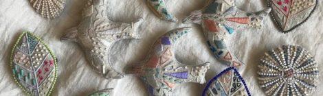 刺繍作家ヒグチエリ -Eri Higuchi embroidery-