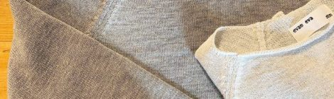 evam eva - 2019S/S New - Dry cotton knit