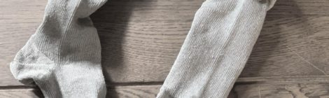 STRESS-FREE LINEN SOCKS