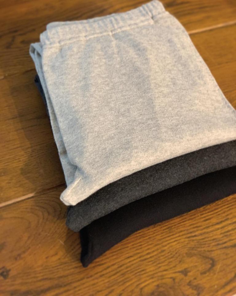 evam eva- cotton/cashimere leggings